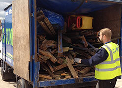 Rubbish Removal Glasgow by Junk Me