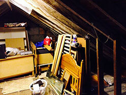 Loft Clearance in Glasgow