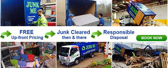 book rubbish removal Warrington