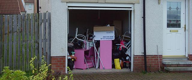 House Clearance Dunfermline